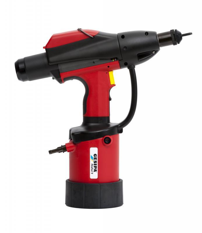 FireFox 2 C (Hydro-pneumatic blind rivet nut setting tool)
