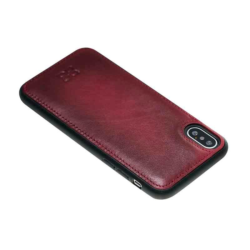 iPhone X Flex Cover - Leather phone case for iphone X from Turkey