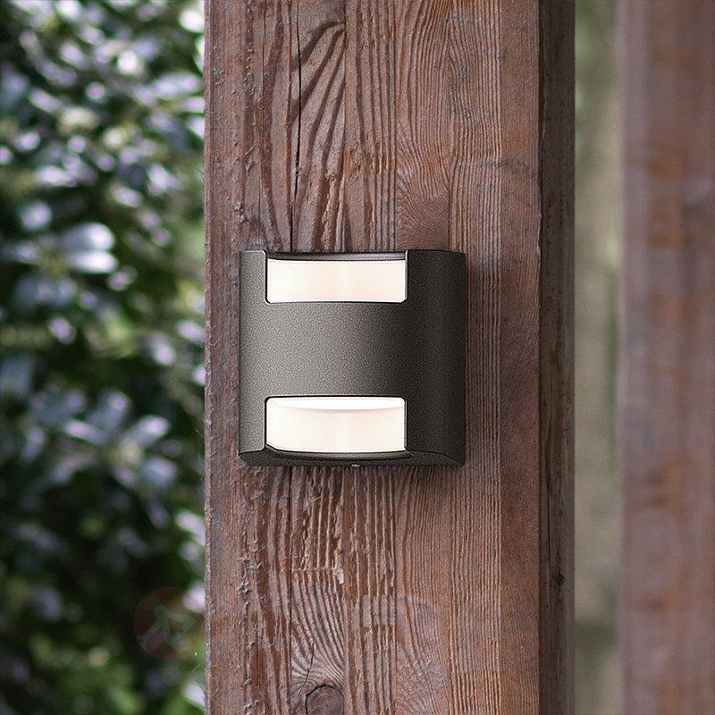 Magnifique applique LED Grass IP44 - Appliques d'extérieur LED