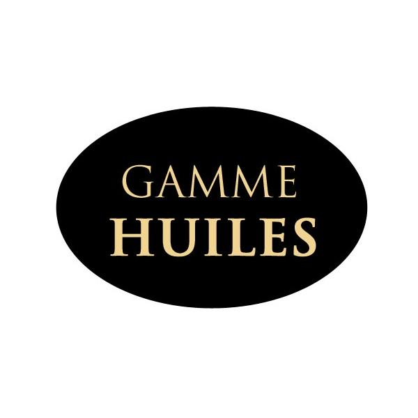 Gamme Huiles - Private label