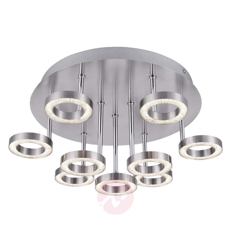 Naomi - a brilliant round LED ceiling lamp - Ceiling Lights
