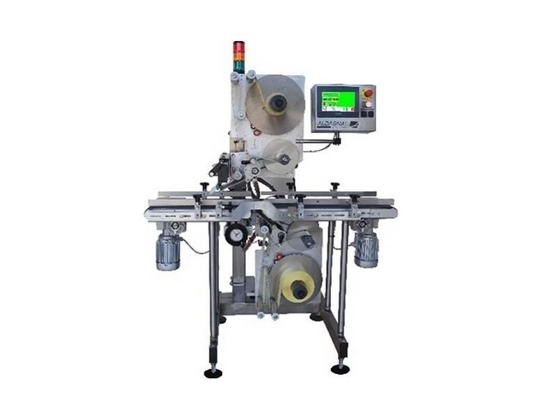 Etiketteermachine Boven Onder EDD - Automatische etiketteermachines