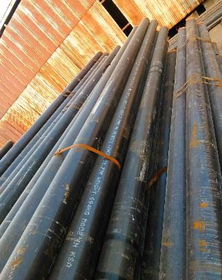 X80 PIPE IN ETHIOPIA - Steel Pipe