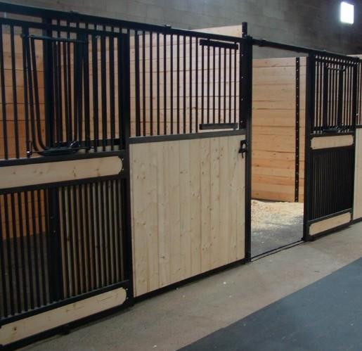 Bamboo Horse Stall - Customize Design European Style Horse Stall/Stable