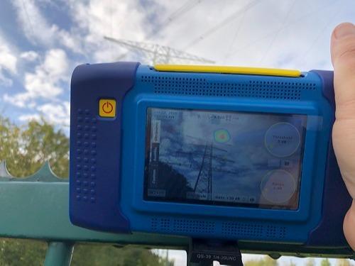SonaVu - Telecamere multifrequenza a ultrasuoni per l'imaging acustico