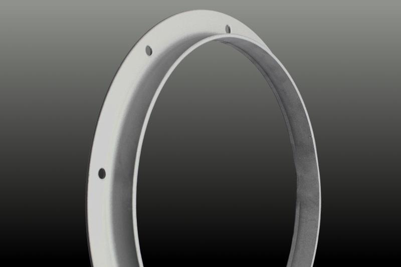 Angle flanges - Angle flanges in accordance with DIN24155 for ventilation systems