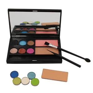 Cosmetics - Individual Magnetic Beauty Case with magnetism