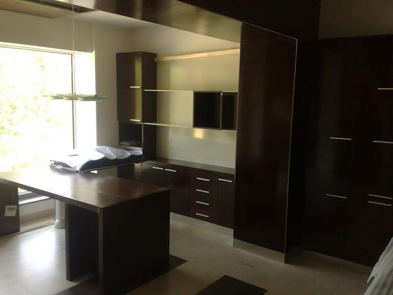 Complete interior solutions -