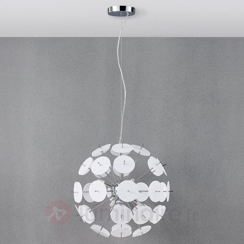 Suspension LED Lyrien avec éléments en plastique - Suspensions LED