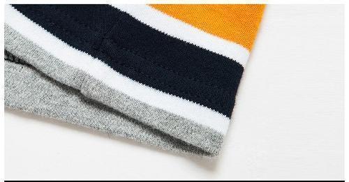 Camisa de POLO de los hombres de manga larga - Polo bordado o impreso, según sea necesario
