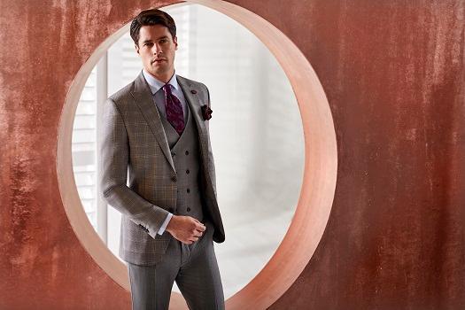 Casual Men's Suit - Men's Suit