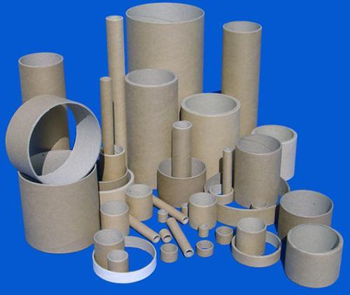 Tube carton kraft - Bagues, mandrins, bobineaux en carton