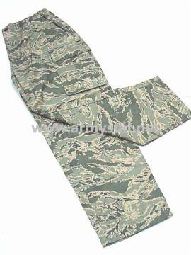 US Air Force ABU Camo BDU Pants - PNS-P04