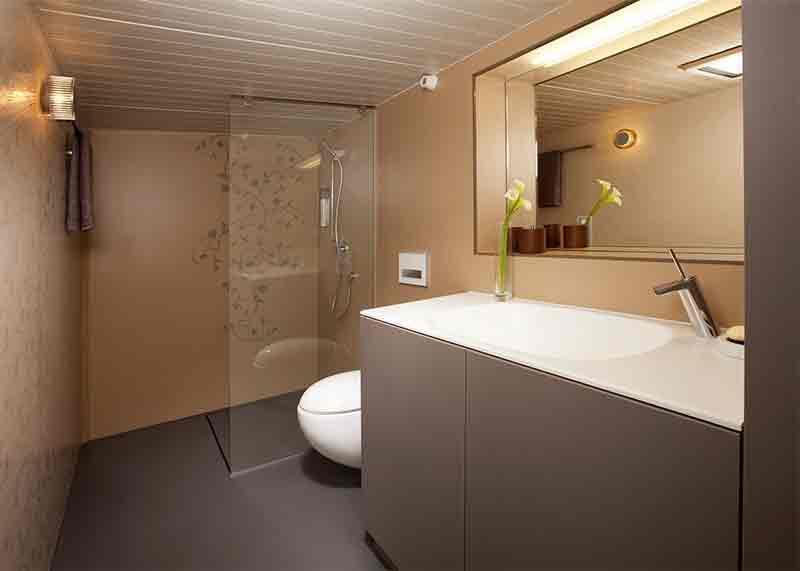 Mobiles Badezimmer 4000 -