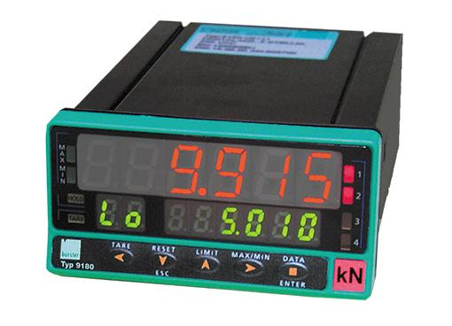Measure & Test Devices Measuring devices for mechanical values