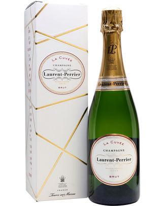 Lchampagne Laurent Perrier La Cuvée brut 75cl 12° + Etui - 1 - Boissons / Champagne