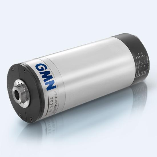 High-speed motor spindles - null