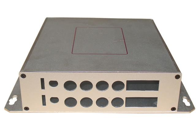 Sheet Metal Fabricated Enclosure - Custom produce sheet metal cabinet,electronic panel,enclosure,covers,cases,etc.