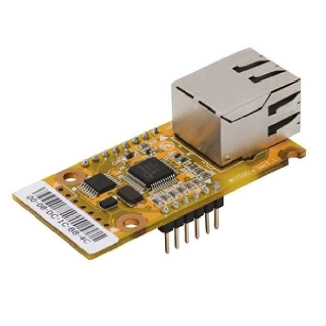 IC CONTROLLER ETHERNET 3.3V - WIZnet WIZ550IO