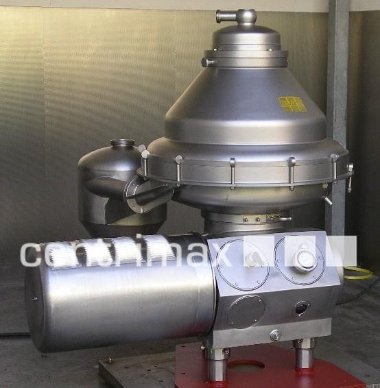 Alfa Laval Self-cleaning disc centrifuge - MRPX 418 SGV-34
