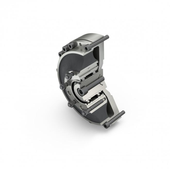 TOK Sistema de acoplamiento - Sistema TOK Eje de acoplamiento de alta elasticidad para bancos de pruebas