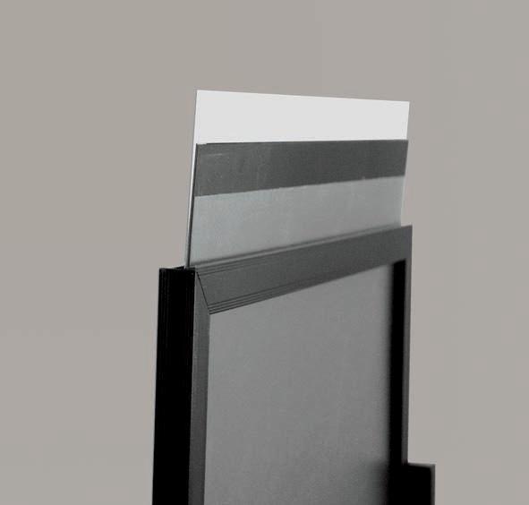 Info Stand - Display Info Eco