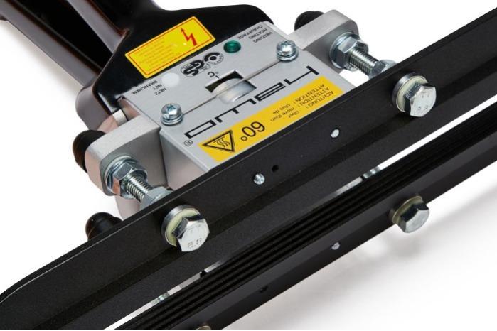 HAWO® HPL WSZ 300 y 400 mm  - TERMOSELLADORAS MANUALES | Sellador de calor constante (250 C)