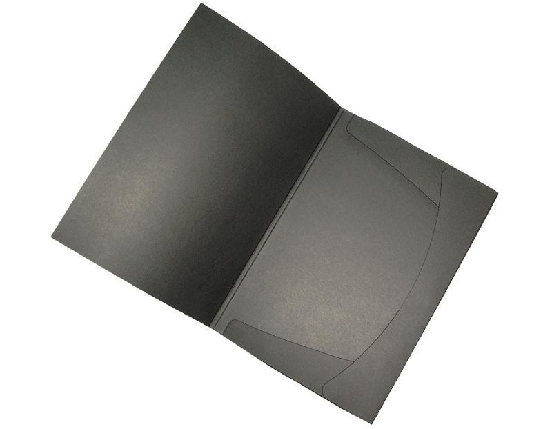 Angebotsmappe A4 - graphit - Angebotsmappen