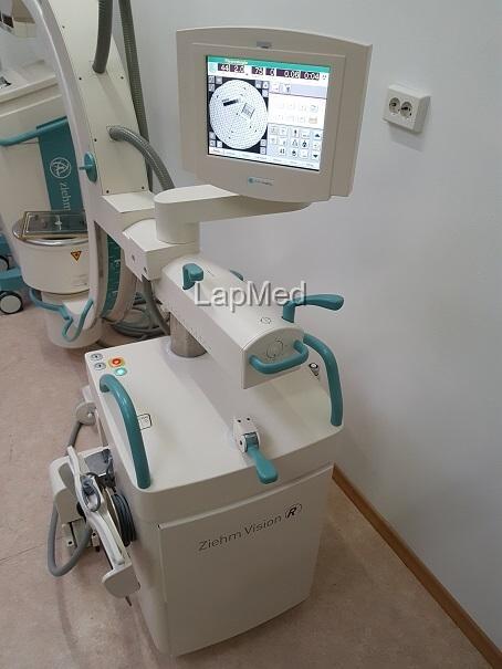 C-Bogen Ziehm Vision R S/N: 10158 - Röntgenanlage gebraucht kaufen und Geld sparen