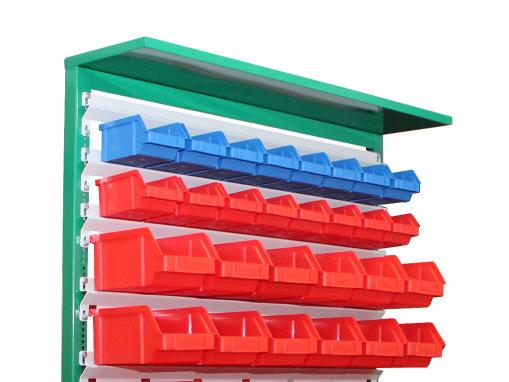 Workshop container racks - null