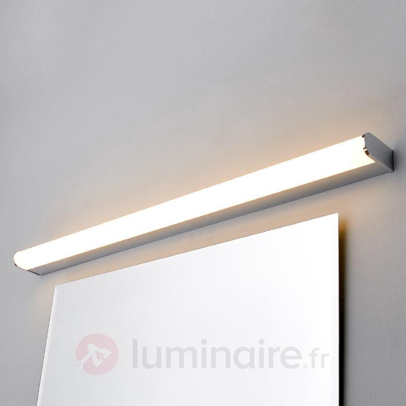 Applique pour miroir Philippa semi-circulaire - Appliques LED