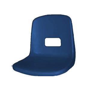 Community Chairs Luna   Rita   Dora - Blue 37