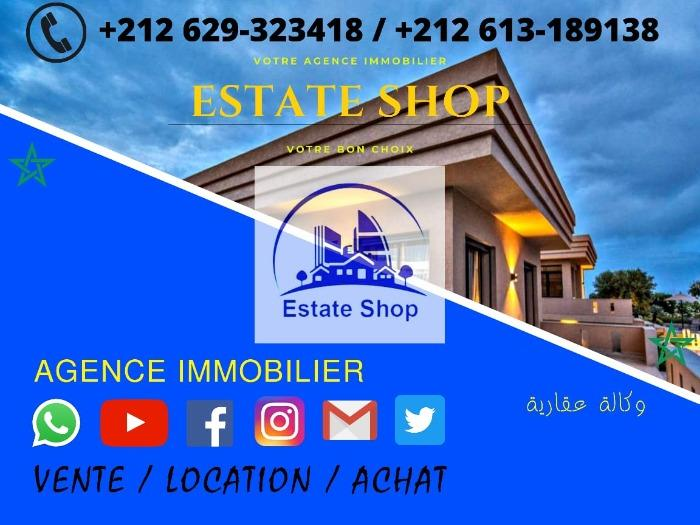 Appartement, Villa , terrain , Riad , restaurant, Hôtel - Marrakech Immobilier
