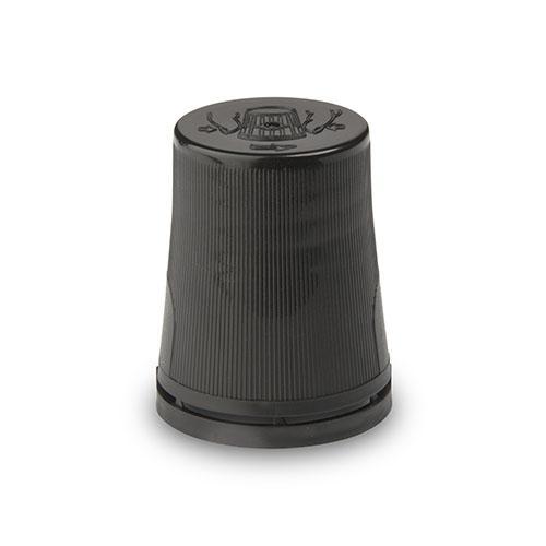 TAMPER-EVIDENT CLOSURES - plastic closures & caps