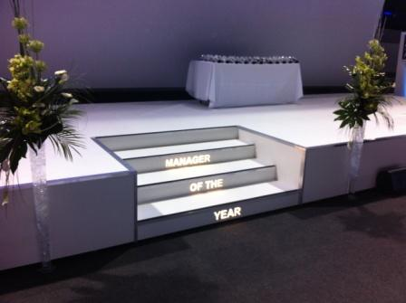 Stage Hire - All sizes, colours, shapes and heights, plain, carpeted, vinyl finishes