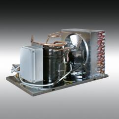 refrigeration-systems / indoor - UCE-R
