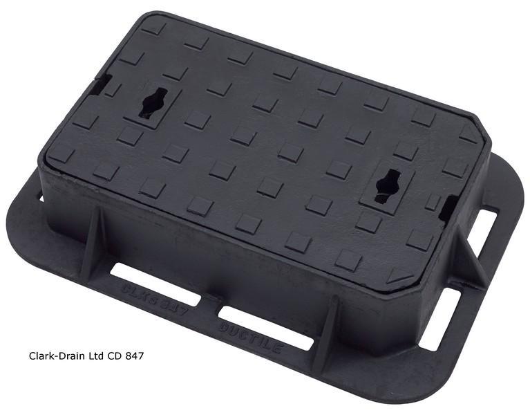 Surface Box - CD 847
