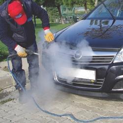 Nettoyage par la vapeur - Service - Carwash et Rénovation automobile