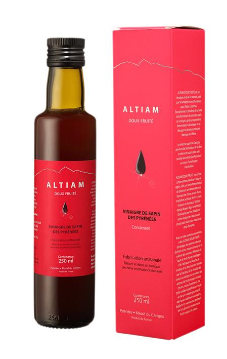 ALTIAM  Doux Fruité  250 ml - Epicerie salée