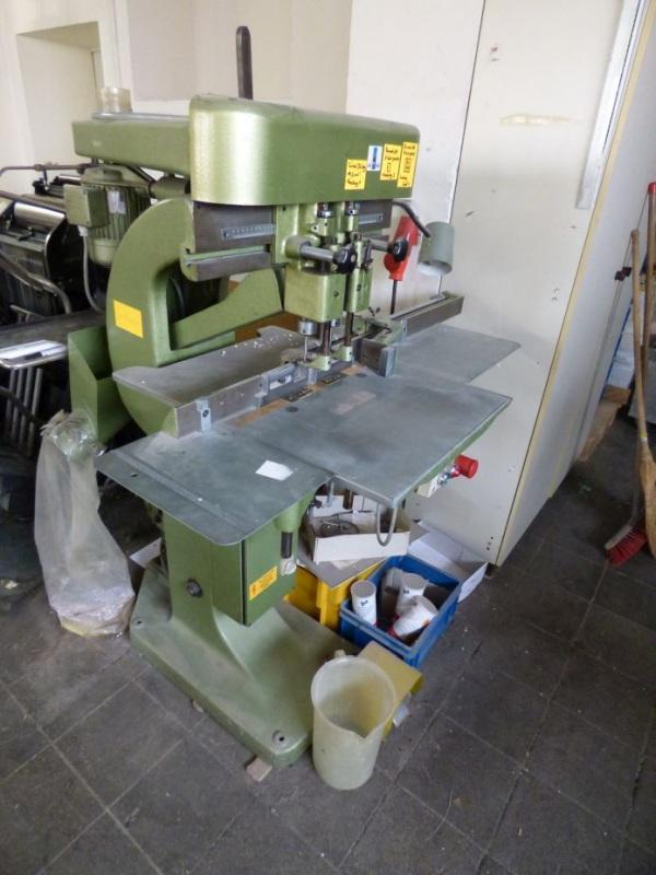 Hang 106 DTK - Used Machine