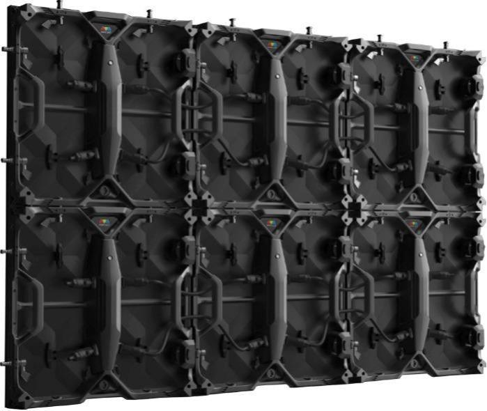 Elite CR beltéri sorozat - P1.95 - P2.6 - P2.97 - P3.91 Bérelhető tok AVA LED kijelzők