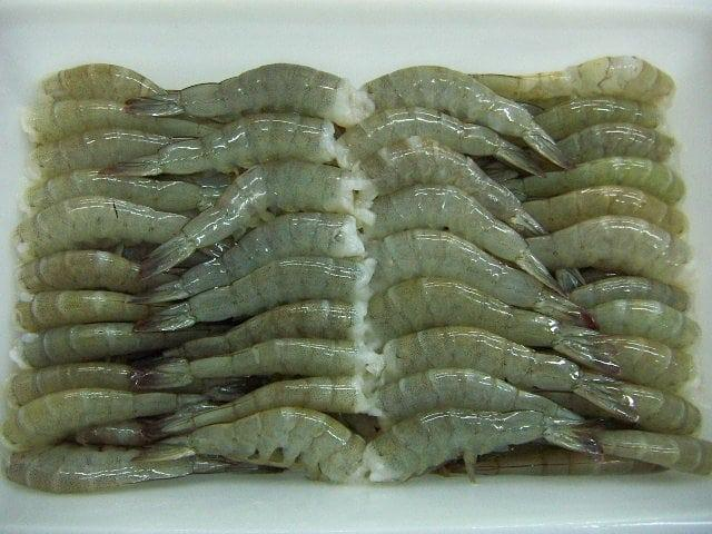 Vannamei White Shrimp - HOSO, HLSO, PUD, PD, PTO, PDTO, Butterfly