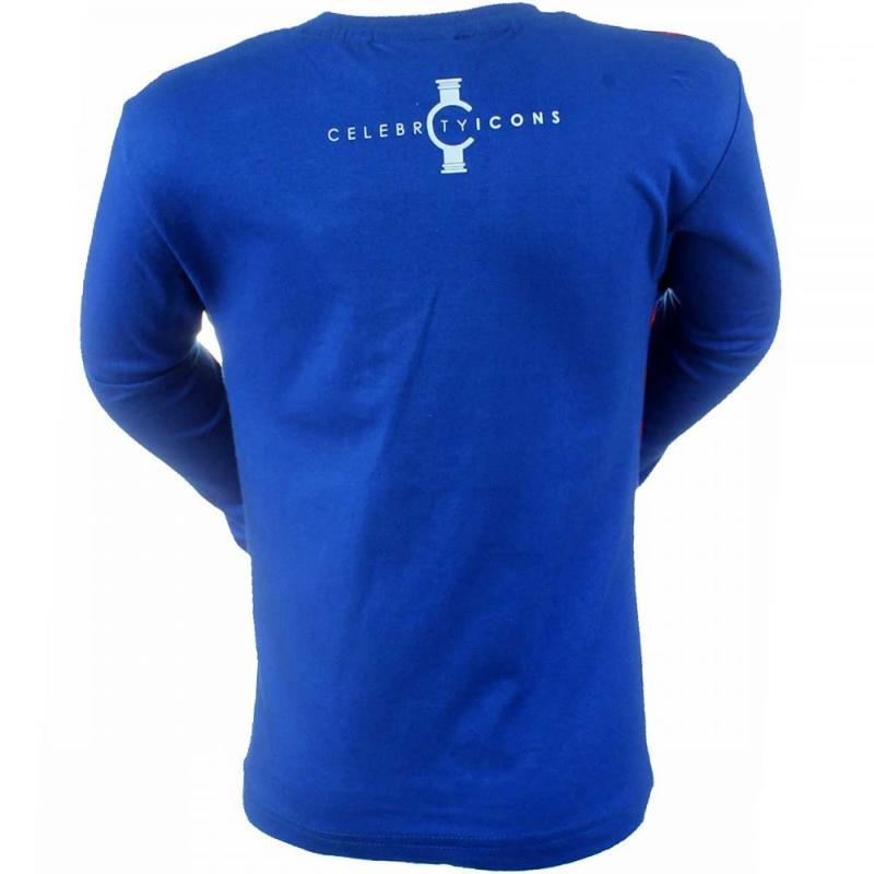 5x T-shirts manches longues LM87 du 4 au 12 ans - T-shirt et polo manches longues