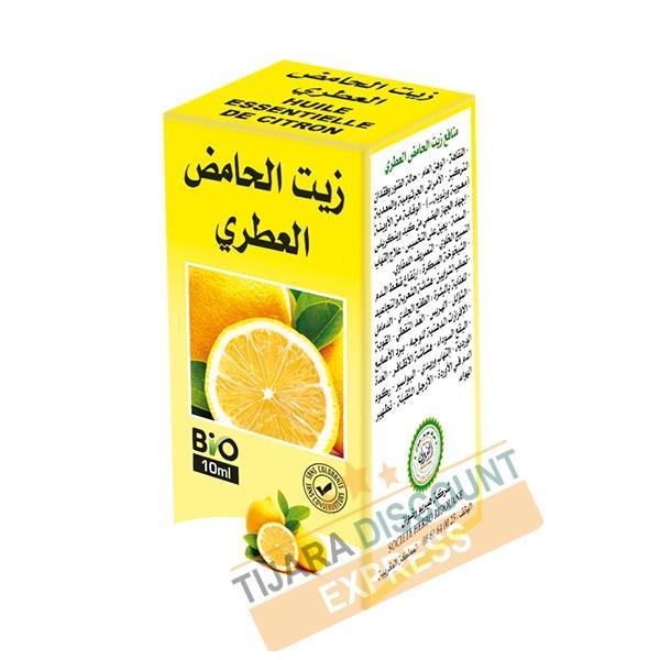 Huile Essentielle De Citron (10 Ml) - Huiles essentielles