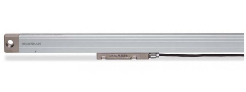 LC 400系列封闭式直线光栅尺 - LC 400封闭式直线光栅尺紧凑光栅尺外壳增量式位置测量