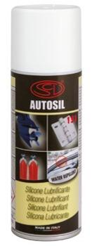 AUTOSIL - Lubrificante siliconico