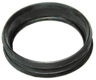 elemento di guarnizione - acciaio zincato - elementi di guarnizione