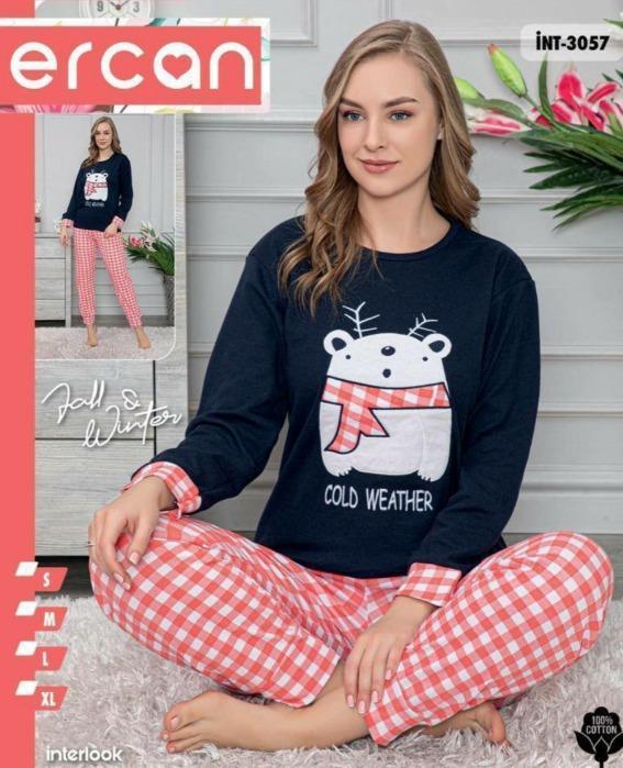 Bayan pijama - Toptan pijamalar