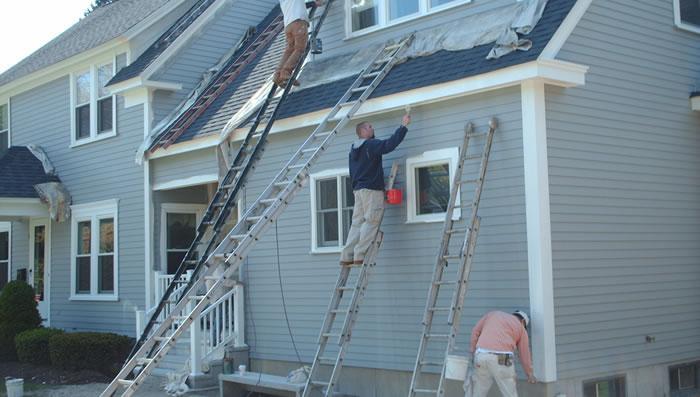 Obras y reformas de pintura - Pinturas en viviendas, naves y locales