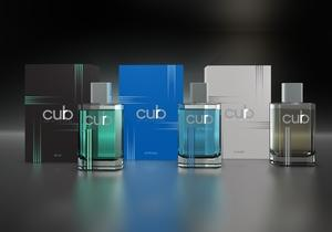 CURB EDT - FRENCH PERFUME